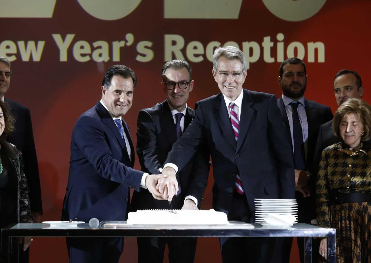 Τ. Πάιατ: Σημαντικές αμερικανικές επενδύσεις στην Ελλάδα